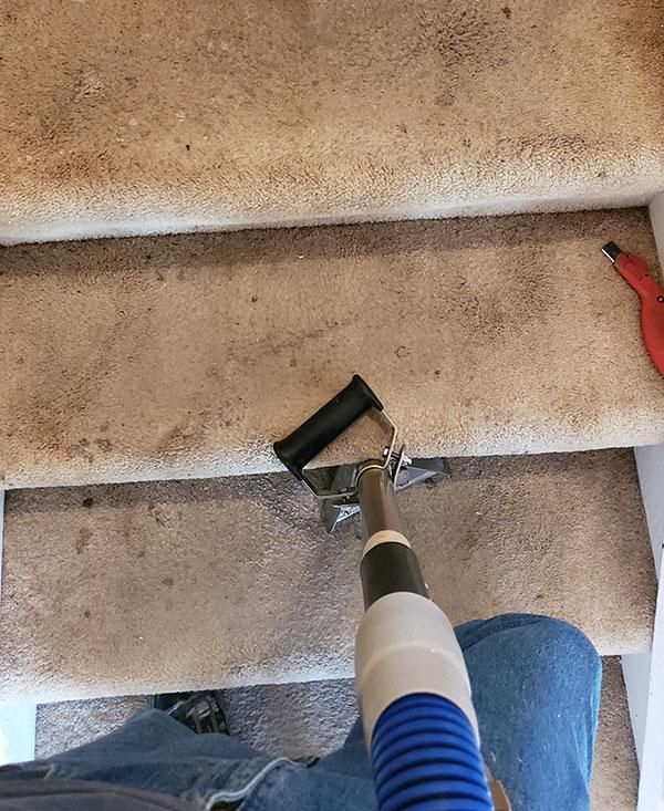 stair carpet cleaning service virginia beach