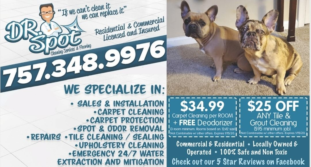 carpet cleaning coupons virginia beach